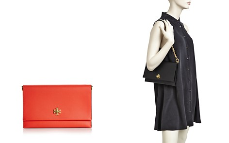 Tory Burch Kira Leather Clutch - Bloomingdale's_2